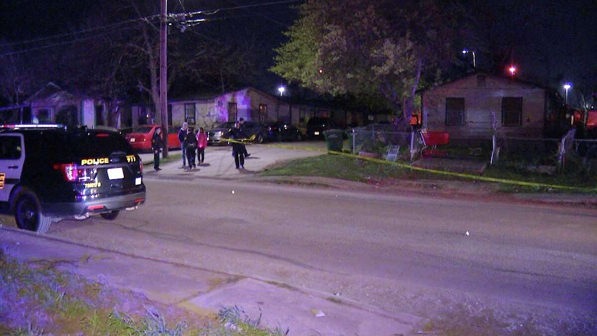 A teenager was hospitalized in critical condition after he was shot late Tuesday on the Southwest Side, police said.