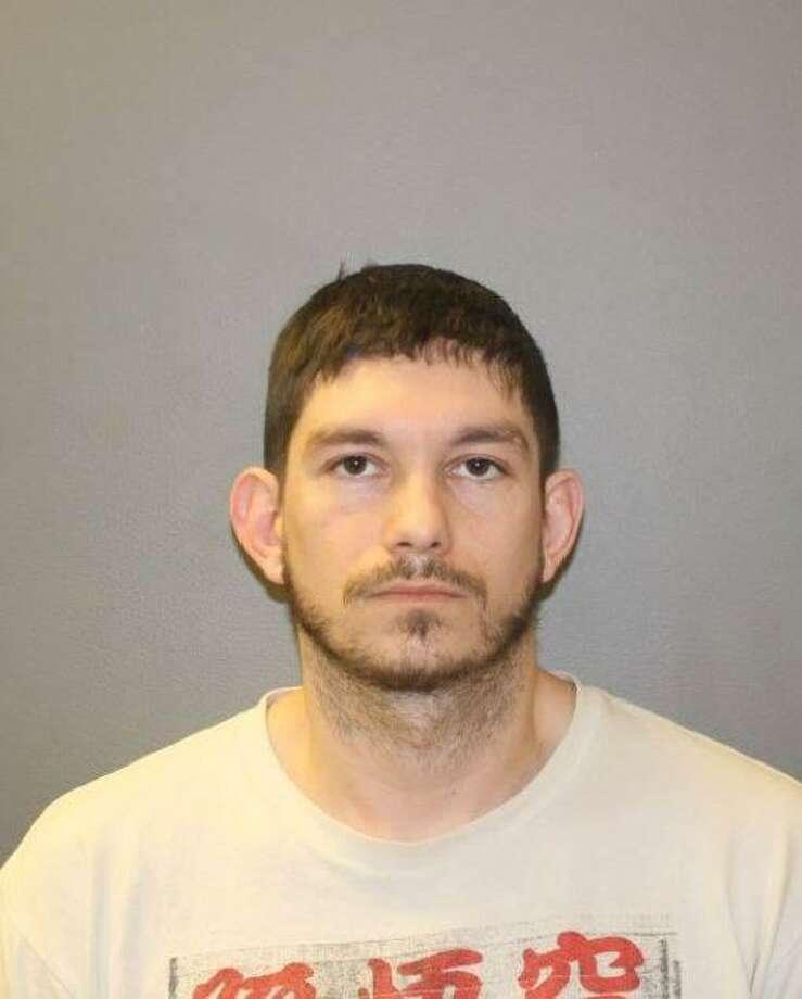 Jason Marshall. Photo: North Haven Police Department