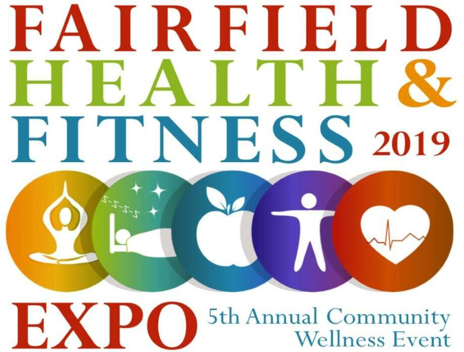 The Fairfield Health and Fitness Expo is at Fairfield University March 16. Photo: Contributed Graphic