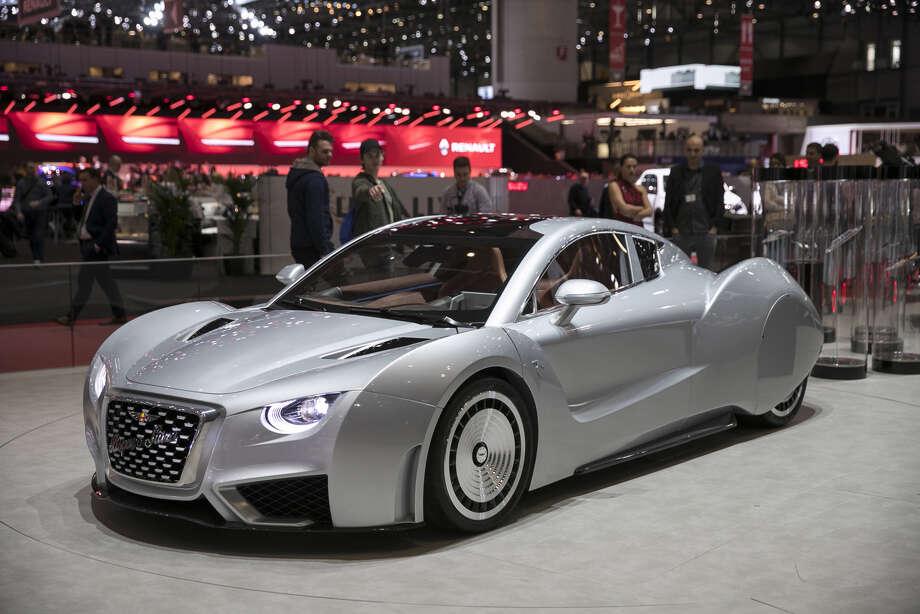 Geneva Auto Sales >> The Best New Cars At The Geneva Auto Show Sfgate