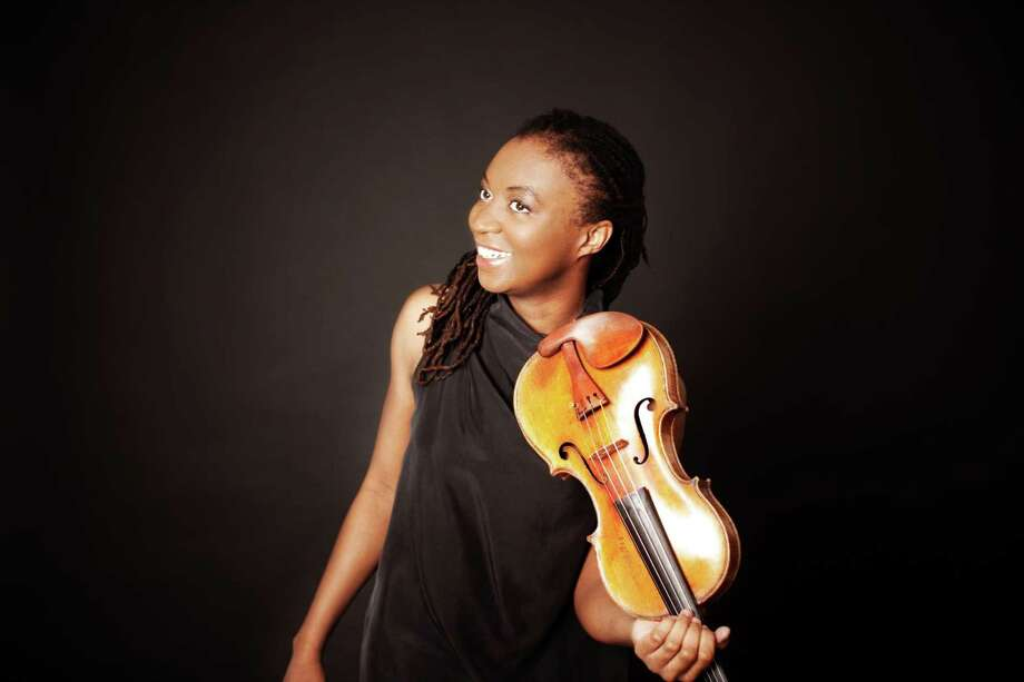 """Well-regarded young artist Tai Murray will solo during """"Mozart's Paris."""" Photo: Courtesy Of Julia Wesely / Julia Wesely"""