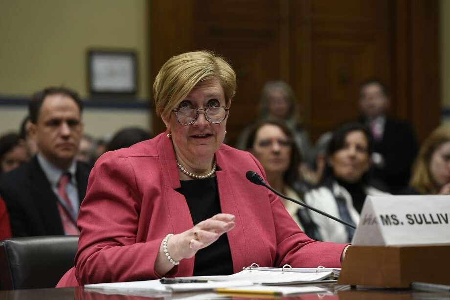 Maureen Sullivan, deputy assistant secretary of defense for environment, identified 401 contaminated military sites. Photo: Sait Serkan Gurbuz / Associated Press
