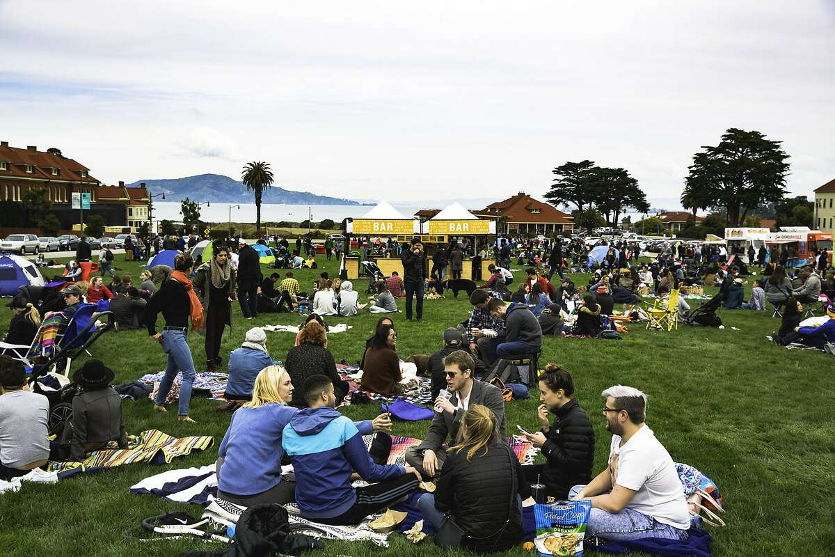 PICNIC IN THE PRESIDIO This is the season kickoff for the weekly event that happens every Sunday thru October. Be at the Main Parade Ground between 11 AM and 4 PM and enjoy the fun.