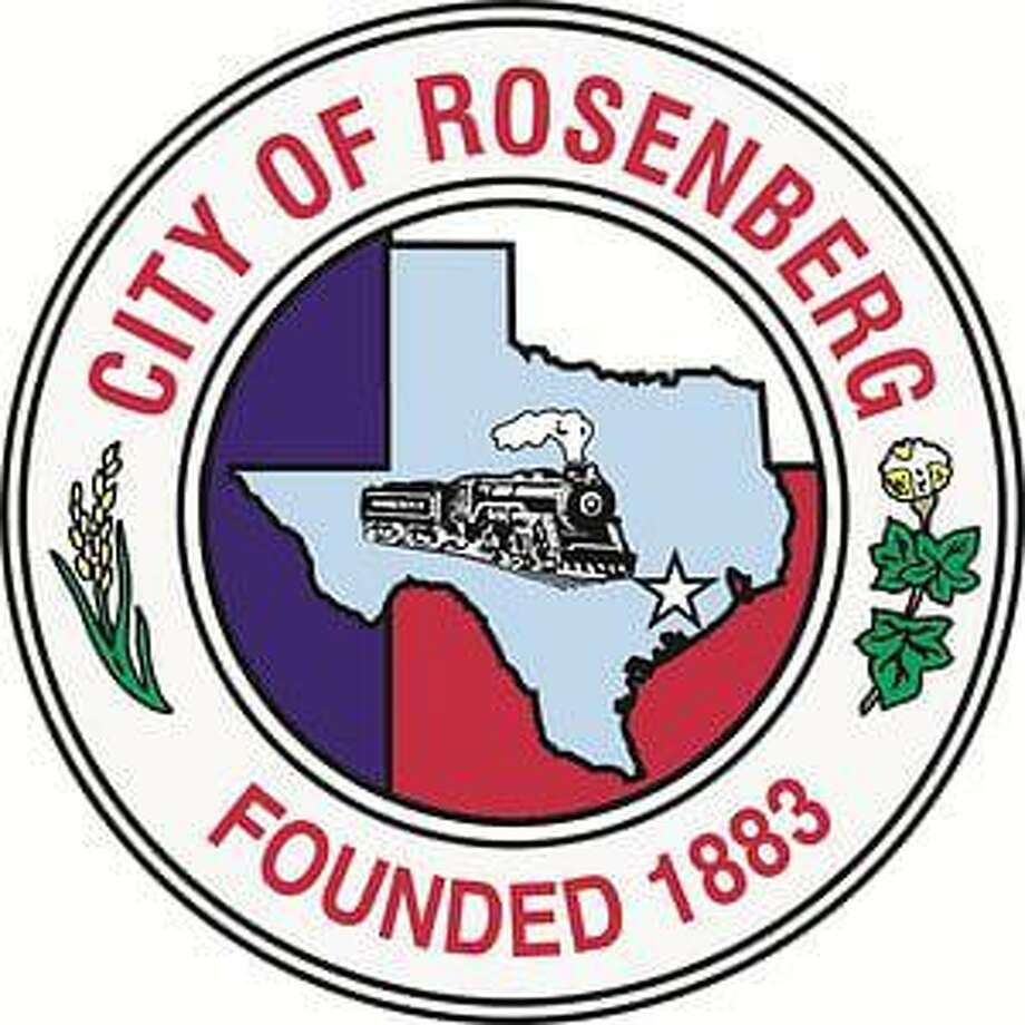 City of Rosenberg Photo: City Of Rosenberg / City Of Rosenberg