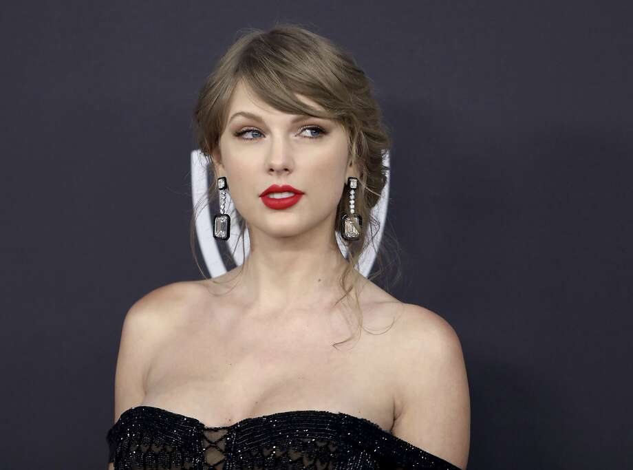 FILE - In this Jan. 6, 2019 file photo, Taylor Swift arrives at the InStyle and Warner Bros. Golden Globes afterparty at the Beverly Hilton Hotel in Beverly Hills, Calif. The man who broke into Swift's New York City townhouse and took a nap has been sentenced to six months in jail. The New York Post's Page Six reports that 22-year-old Roger Alvarado, of Homestead, Fla., was sentenced Tuesday, Feb. 5, 2019, after pleading guilty to criminal contempt and attempted burglary. (Photo by Matt Sayles/Invision/AP, File) Photo: Matt Sayles, Associated Press