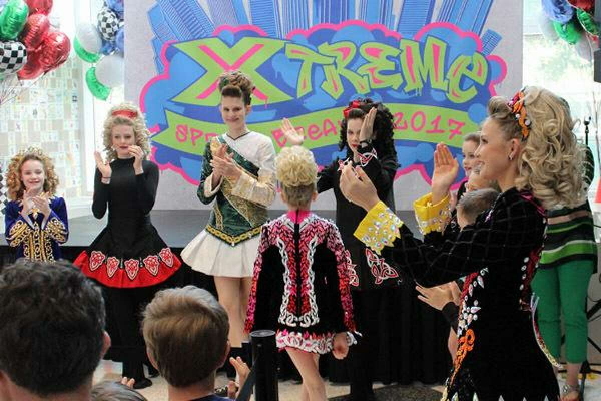 The McTeggart Irish Dancers will be a part of a Variety Show on Friday, March 15, at 7 p.m. at the Crighton Theatre as a part of the Rising Stars and Legends of Texas event next week.