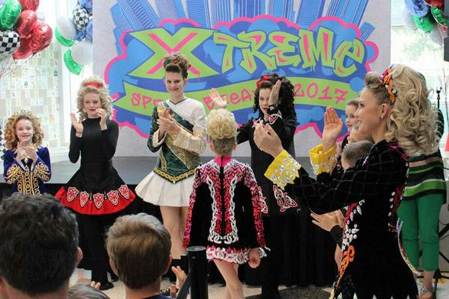 The McTeggart Irish Dancers will be a part of a Variety Show on Friday, March 15, at 7 p.m. at the Crighton Theatre as a part of the Rising Stars and Legends of Texas event next week. Photo: Courtesy Photo