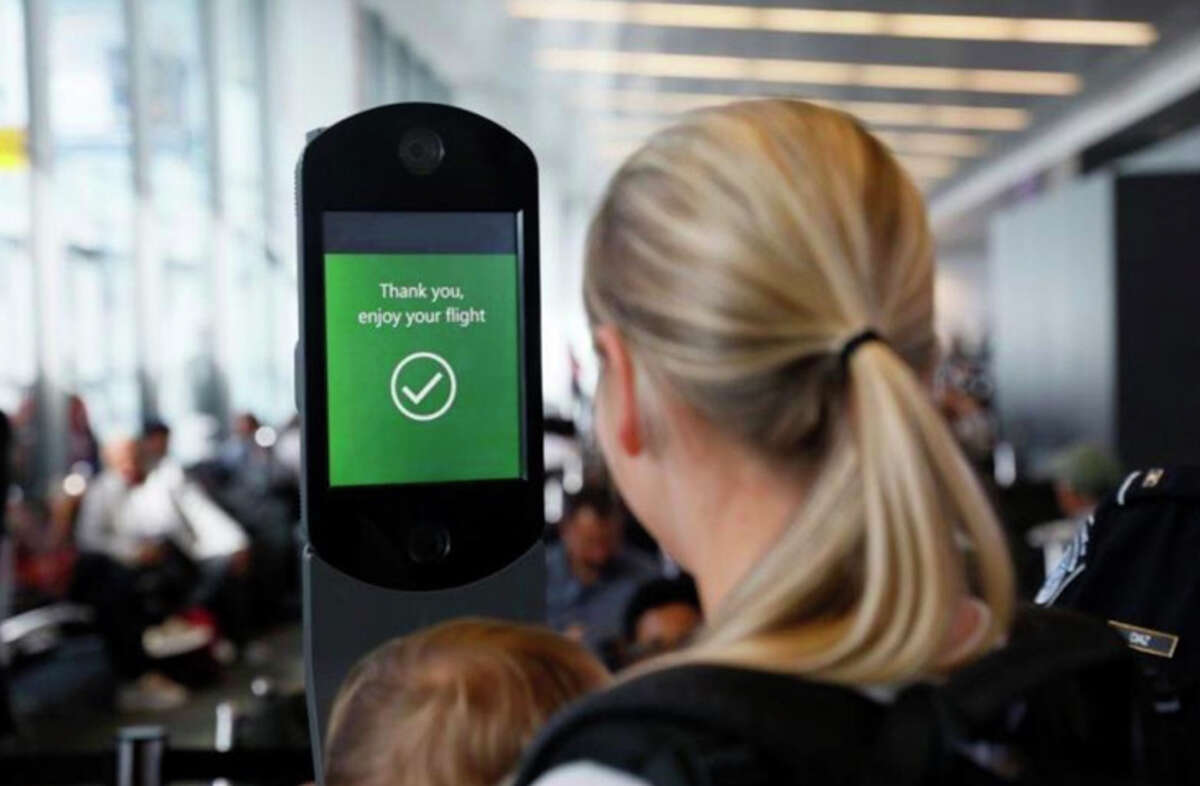Facial recognition is now being used for Lufthansa's Munich passengers out of Miami International.