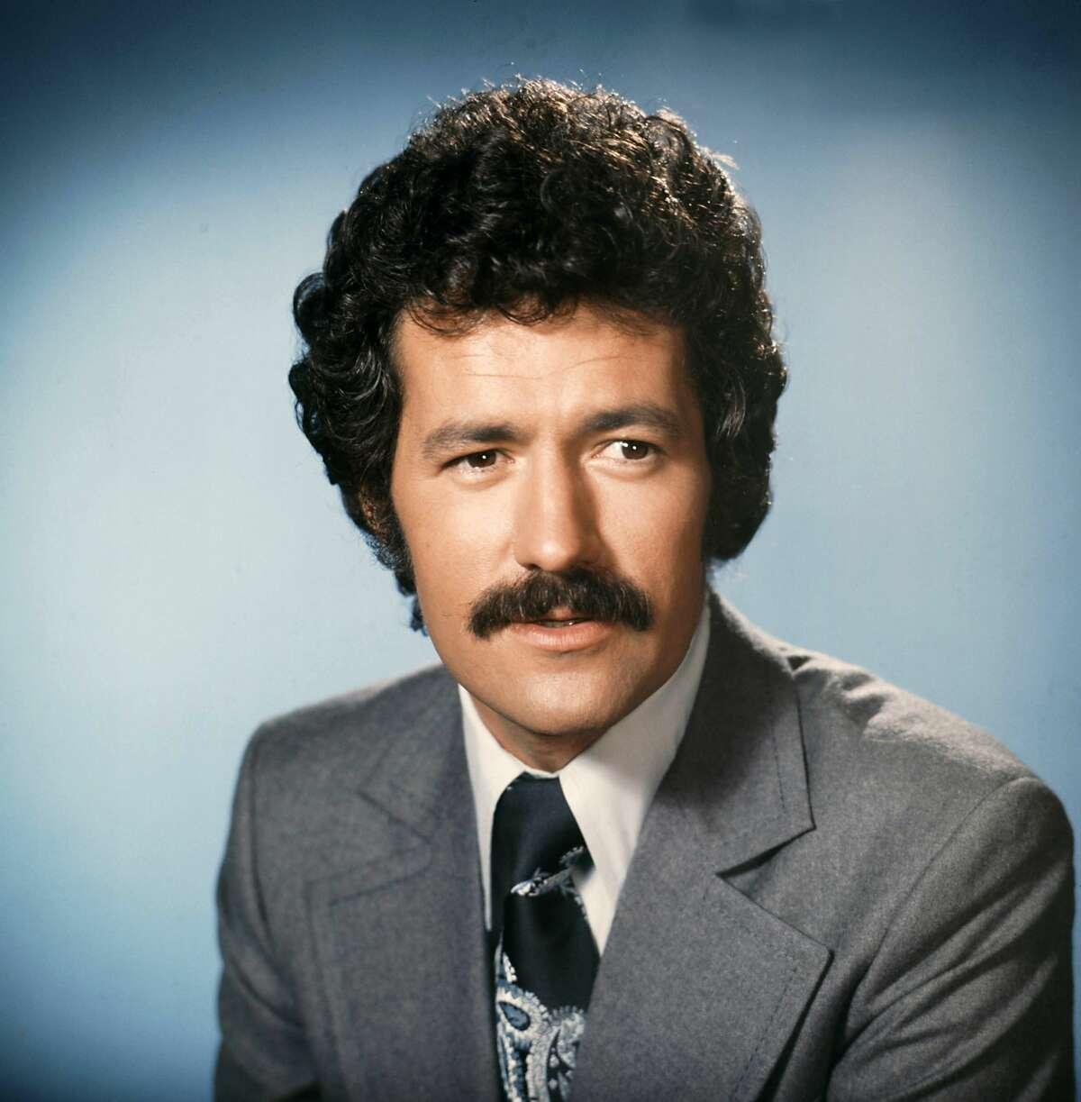 Alex Trebek, circa 1984. (Photo by Michael Ochs Archive/Getty Images)