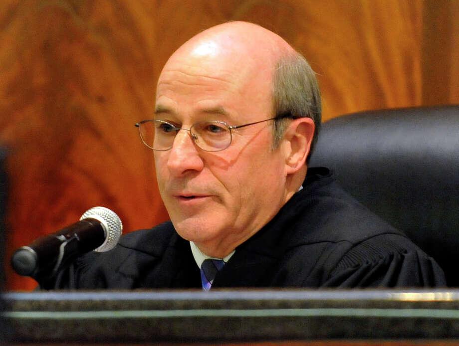 U.S. District Court Judge Roger W. Titus in 2009. Photo: Washington Post Photo By Mark Gail. / The Washington Post