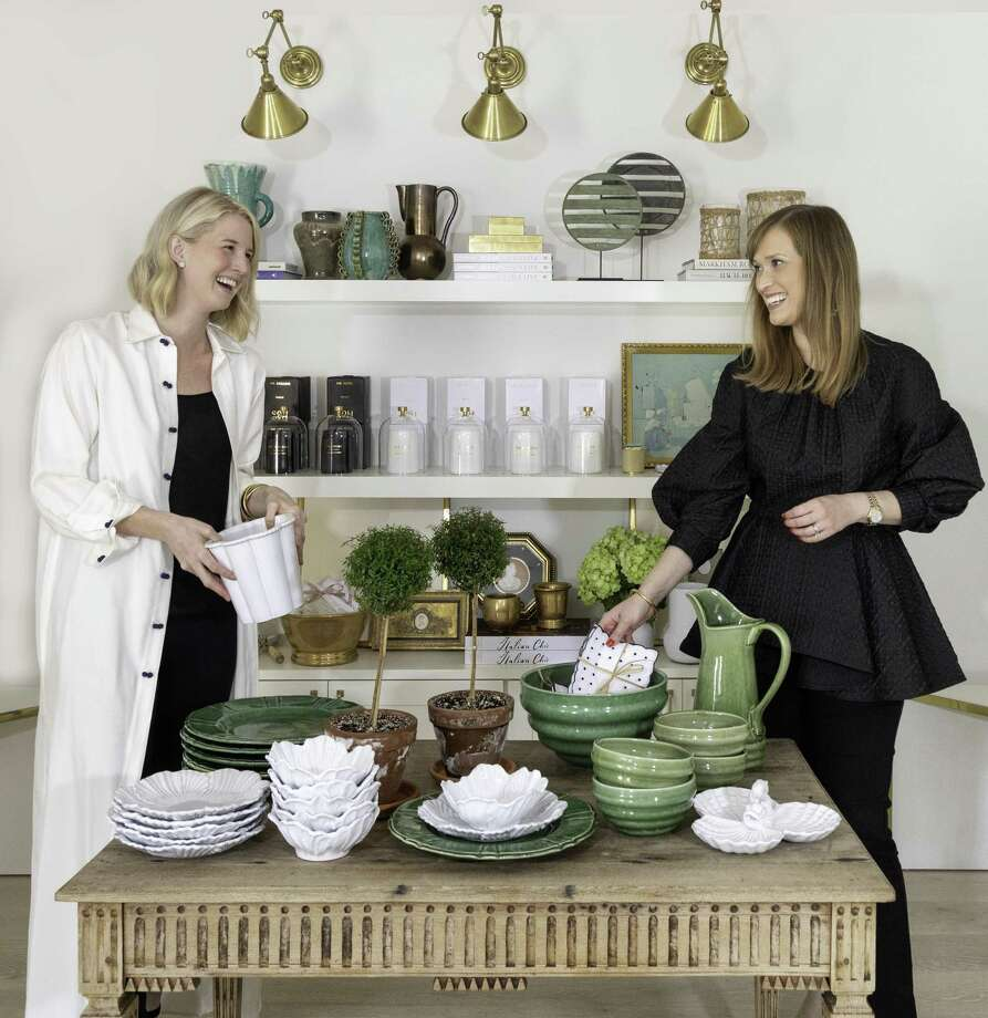 Houston Designers Open Jewel Box Of A Home Decor Shop San