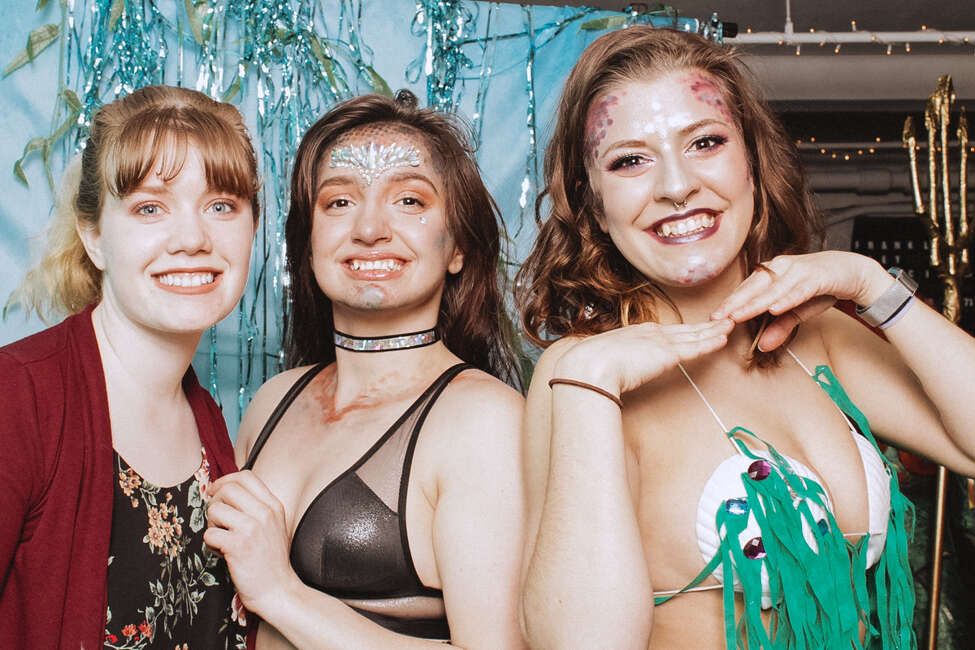 Were you Seen at the Vikings & Mermaids Party at Franklin Alley Social Club in Troy, N.Y., on March 1, 2019?