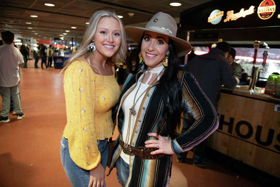 Fans at NRG Stadium to see Luke Combs on Wednesday, March 6, 2019 Photo: Jamaal Ellis, Contributor / 2019