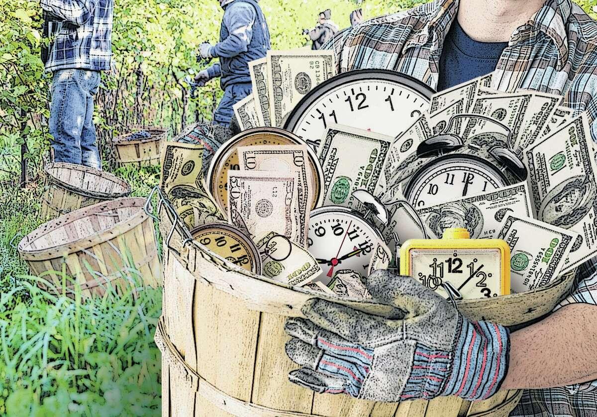Photo illustration by Jeff Boyer/Times Union