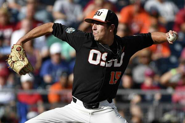 Former Oregon State star Luke Heimlich went undrafted in 2018 after pleading guilty at 15 to child molestation charges of his niece. Now the Tecolotes Dos Laredos have given him his first professional chance with an invite to spring training.
