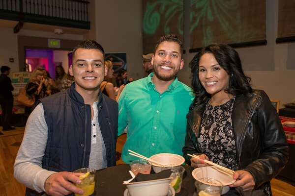The San Antonio Express-News along with the city gathered at the McNay Art Museum to congratulate this year's Top 100 Dining and Drinks winners.