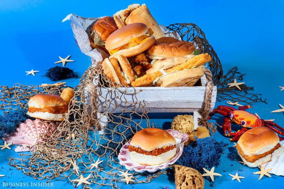 ee48eb70dc2 Which fish sandwich reigns supreme  Business Insider ranked seven  sandwiches.  gt  gt