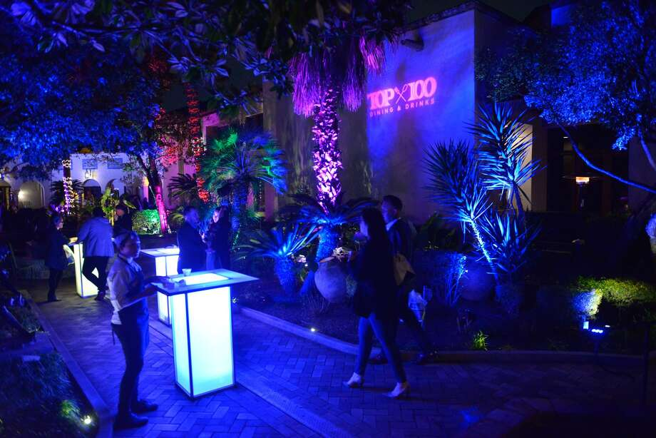 """The release of the Express-News """"Top 100 Dining & Drinks"""" guide at the McNay Art Museum. Photo: Robin Jerstad /Contributor"""