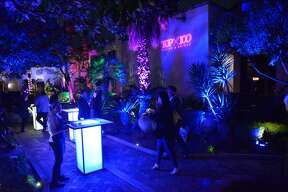"""The release of the Express-News """"Top 100 Dining & Drinks"""" guide at the McNay Art Museum."""