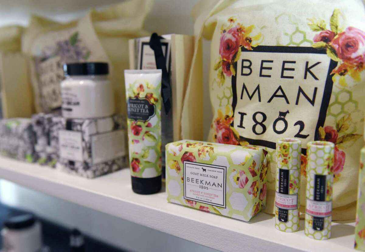 Beekman 1802 opens its new headquarters on Thursday, March 7, 2019 in Schenectady, NY. (Phoebe Sheehan/Times Union)
