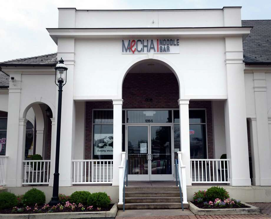 Mecha Noodle Bar in Fairfield, Conn. Photo: Autumn Driscoll / Autumn Driscoll / Connecticut Post
