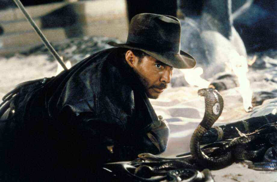 """""""Raiders of the Lost Ark,"""" May 28 Photo: AP / PARAMOUNT PICTURES"""