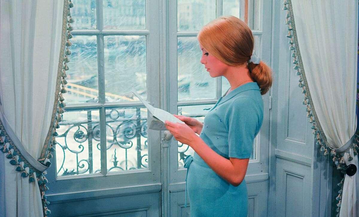 """The Umbrellas of Cherbourg,"" June 4"