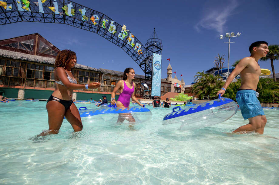 A new water park attraction is coming to Schlitterbahn Galveston this summer.>>>See more for details on the multi-million dollar thrill ride.... Photo: Christopher Farias/Schlitterbahn Galveston / www.mikiefarias.com