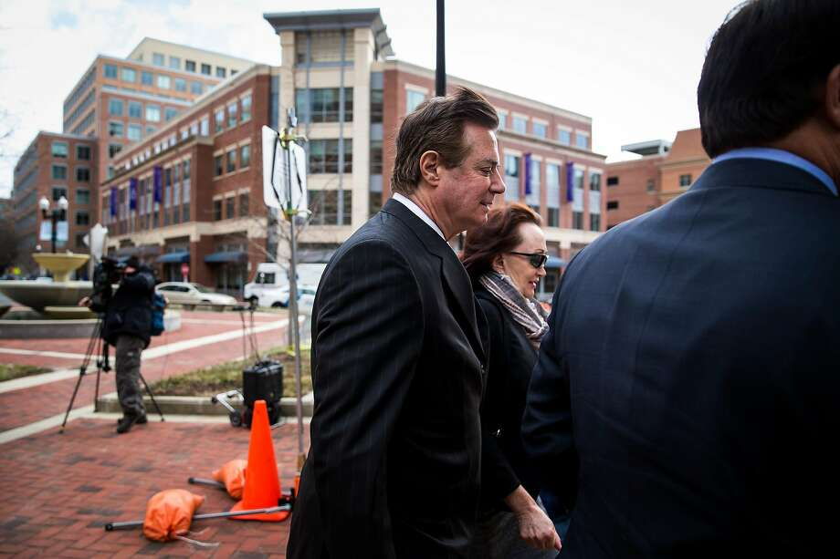 Paul Manafort, the political consultant and Trump campaign chairman, faces another sentence next week in Washington. Photo: Al Drago / New York Times