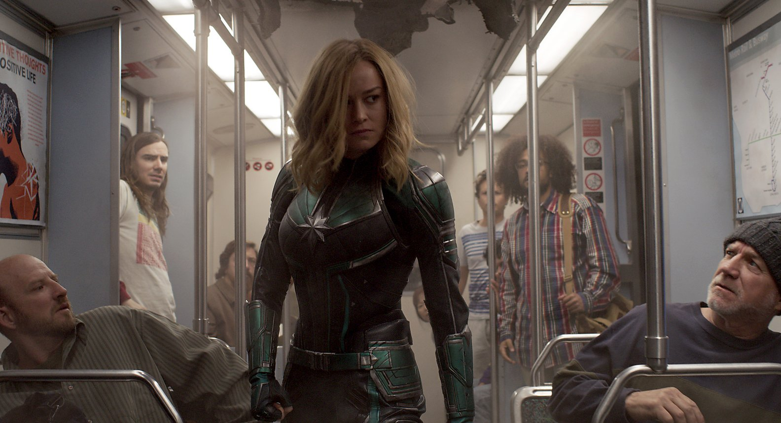 Hesitating to go see 'Captain Marvel'? Then you must be a bad feminist.