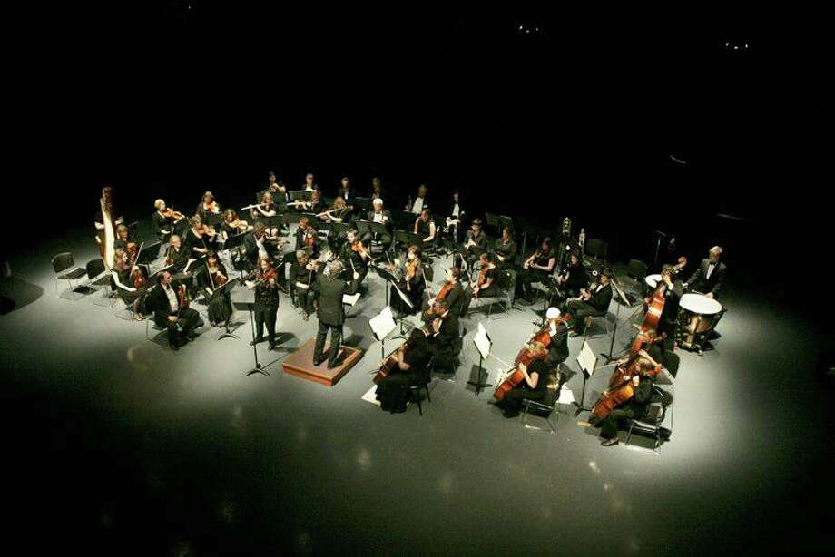 "The Torrington Symphony Orchestra will perform its holiday concert, ""A Holiday Tribute"" at the Warner Theatre on Dec. 21. Photo: Contributed Photo /"