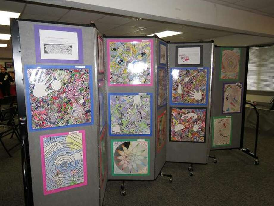 "Artwork displayed at last year's ""Best of Maryville"" art contest and show. Photo: Photos Via Sharon Petty"
