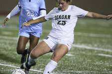 AK Brown and the Reagan girls are No. 44 in the latest Top Drawer Fab 50 national soccer rankings.