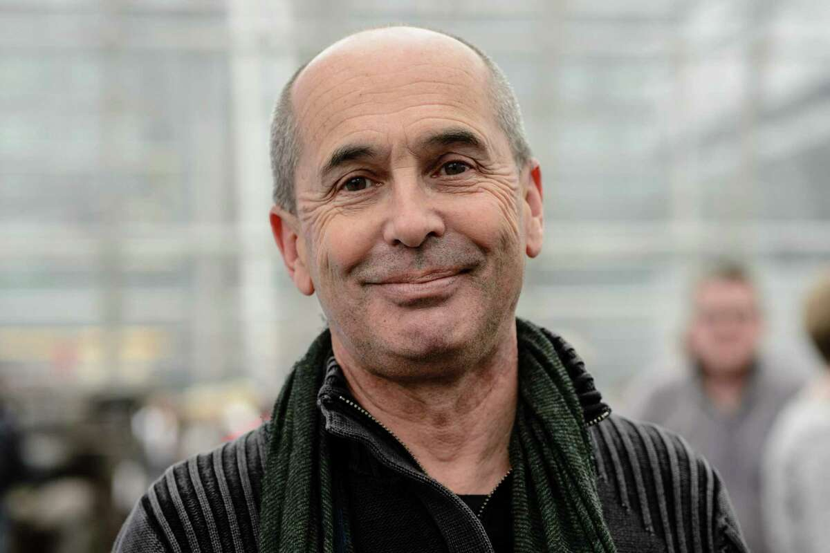 """Author Don Winslow will be in San Antonio on Friday to sign copies of his new book """"The Border."""""""