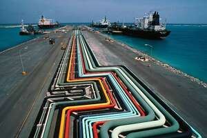 A recently renovated dock at Moda Midstream's crude oil export terminal at the Port of Corpus Christi.An analysis from Wayfinder Analytics urges planning now to expand crude export capacity, saying failure to do so could cause significant economic disruption, including $51 billion in the Permian if there is a prolonged bottleneck.