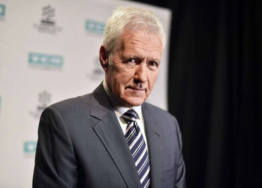 """""""Jeopardy!"""" host Alex Trebek announced March 6, 2019, that he has been diagnosed with stage 4 pancreatic cancer. Photo: Emma McIntyre / Getty Images / 2017 Getty Images"""