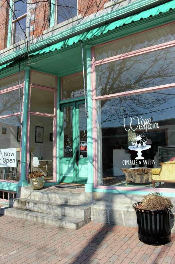 Wildflour Confections in Seymour Photo: Jean Falbo-Sosnovich / For Hearst Connecticut Media