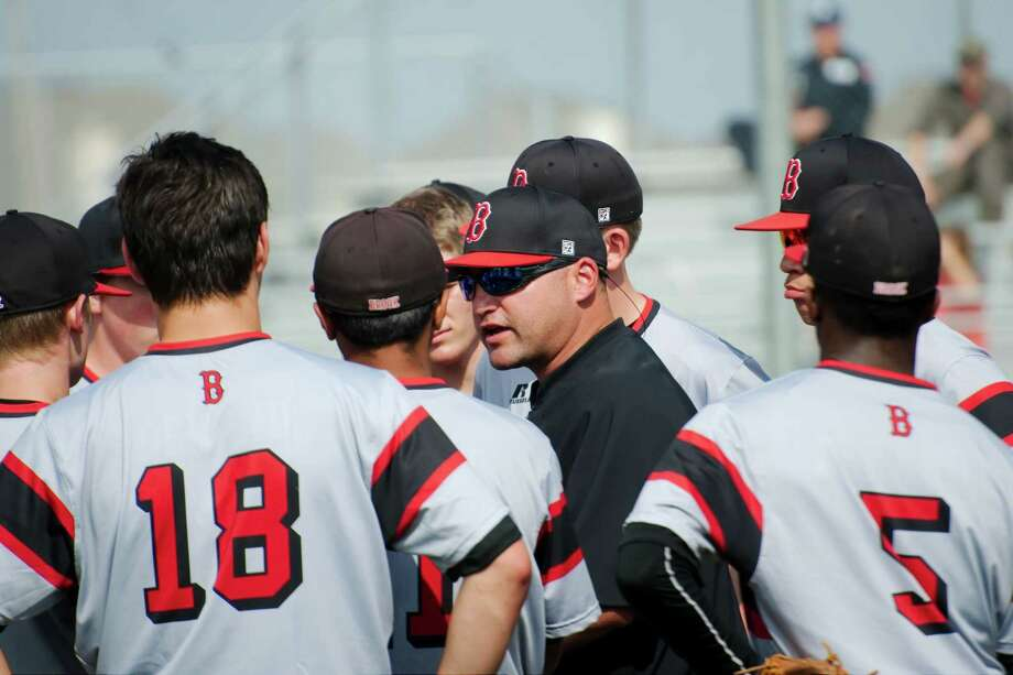 Clear Brook head baseball coach Gene Flores hopes his team can mature quickly as District 24-6A play approaches. Photo: KIRK SIDES / Kirk Sides
