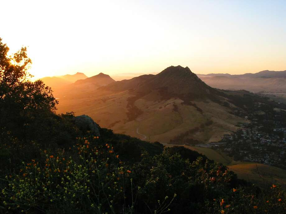 Bishop's Peak offers some of the best views around. Photo: Jessie Palmer / Flickr