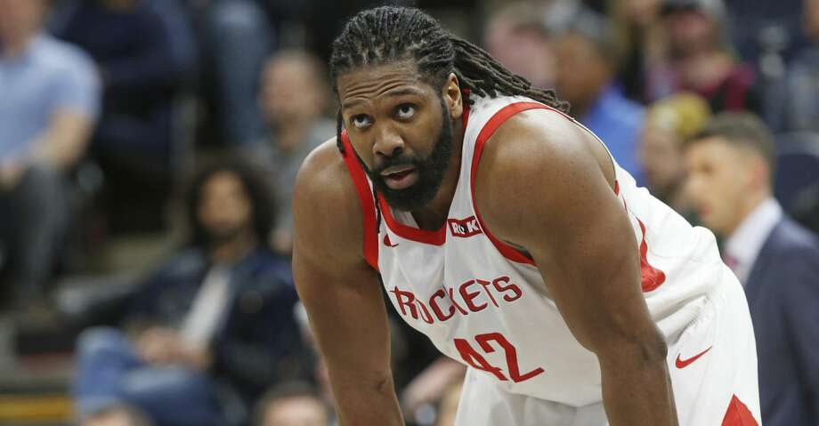 PHOTOS: Rockets game-by-game Houston Rockets' Nene plays against the Minnesota Timberwolves in an NBA basketball game Wednesday, Feb. 13, 2019, in Minneapolis. (AP Photo/Jim Mone) Browse through the photos to see how the Rockets have fared in each game this season. Photo: Jim Mone/Associated Press