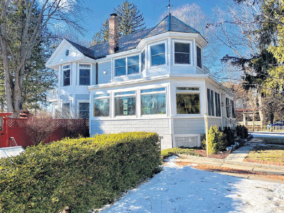 House of the Week: 1 North St., Bethlehem | Realtor: Kathy Korzyk of Berkshire Hathaway Blake | Discuss: Talk about this house