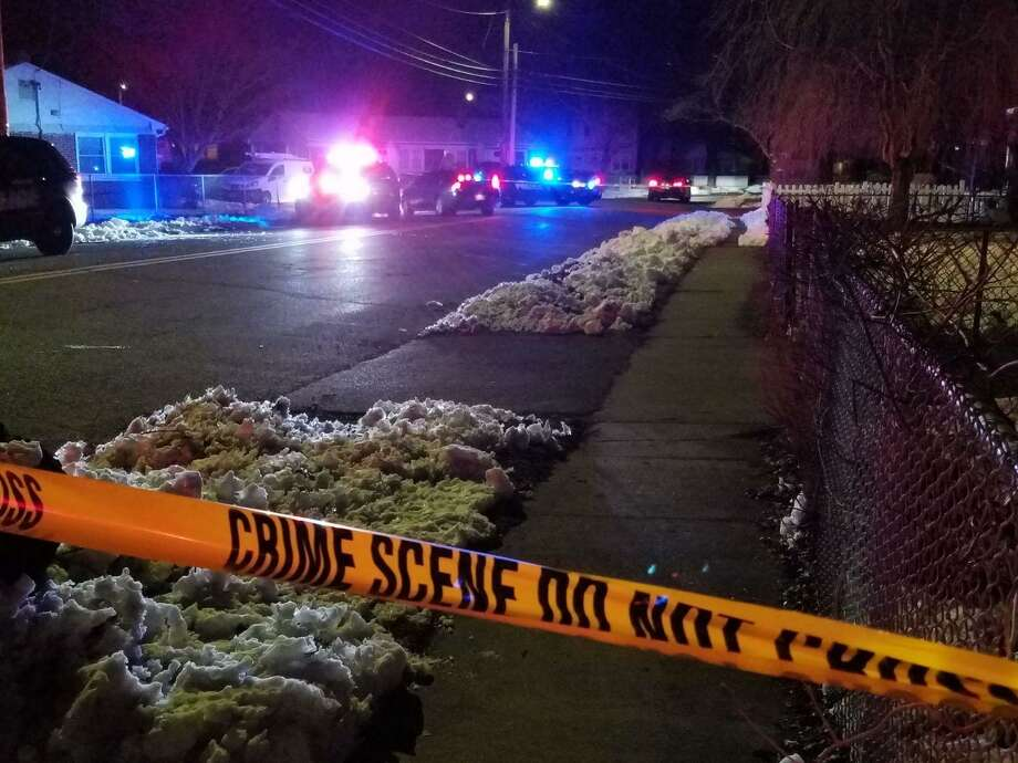 Stratford, Conn., police are investigating after a shooting sent one person to the hospital with a gunshot wound on March 7, 2019. Photo: Contributed Photo