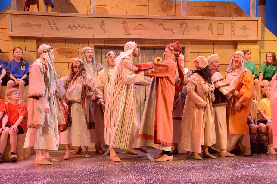 """Home Made Theater's production of """"Joseph and the Amazing Technicolor Dreamcoat"""" at the Spa Little Theater was the nonprofit's highest-grossing show to date. (Submitted photo) / 2015SaratogaPhotographer.com"""