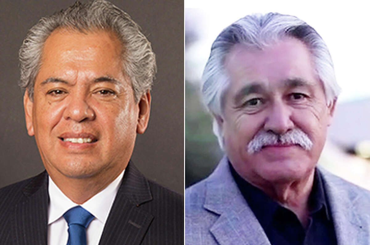 Fred Rangel, Texas State House of Representatives District 125 candidate. Ray Lopez, Texas State House of Representatives District 125 candidate.