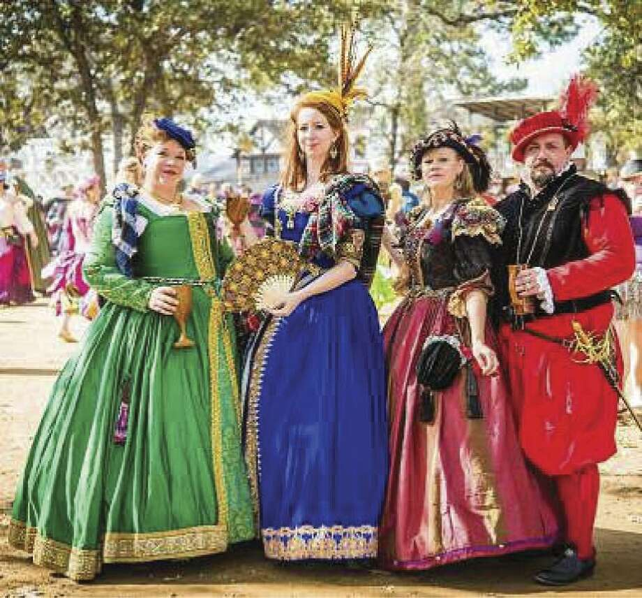 The Texas Renaissance Festival rolled out it's highly anticipated themed weekend schedule this week and will celebrate its 45th anniversary season with a weekend celebrating the Festival's roots.