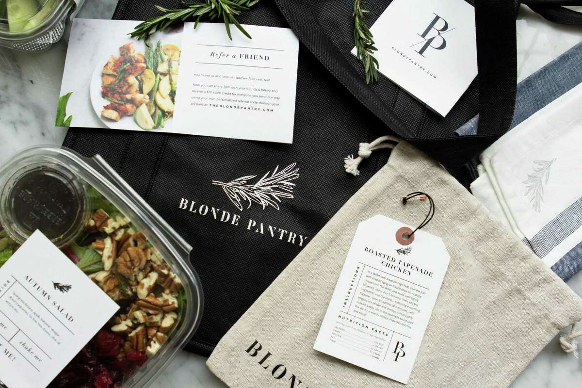 The Blonde Pantry has opened a pop-up location.