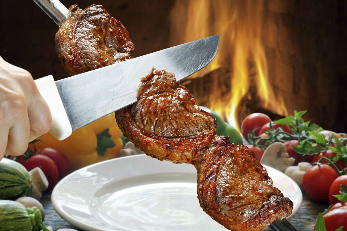 Brasão Brazilian Steakhouse will serve all-you-can-eat grilled meats and other Brazilian steakhouse favorites.