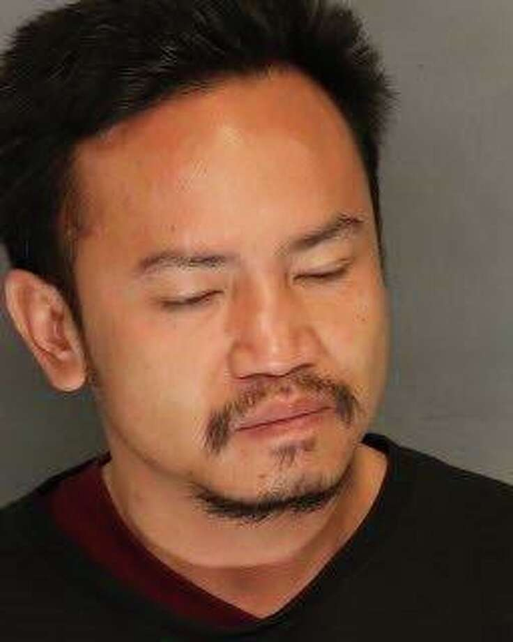 On March 7, 2019, at 4:43 am, Cuong Pham, 38, was arrested for attempted homicide and arson, according to the Stockton Police Department. Photo: Stockton Police Department