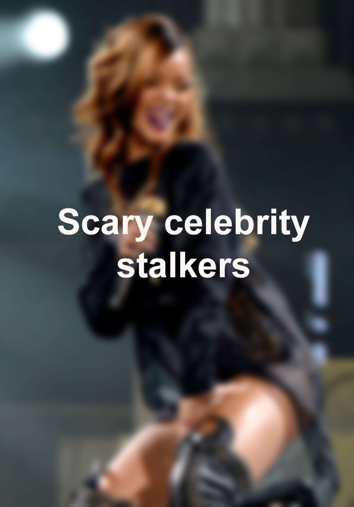 Click through the slideshow to see which celebrities have been stalked.