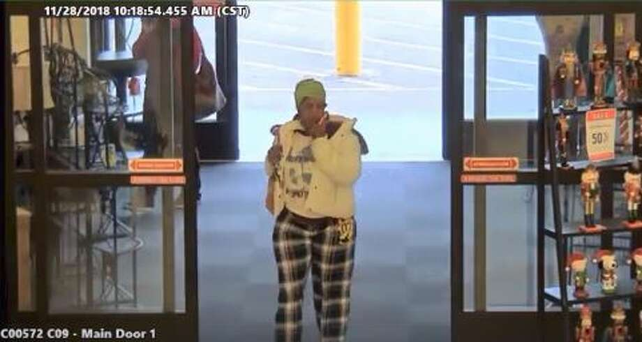 PAPD asking for the public's help in identifying the woman in this photo.